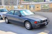 BMW E38 7-series — Stock Photo