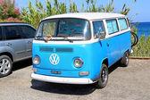 Volkswagen transporter — Stockfoto