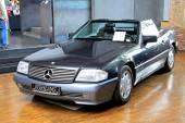 Mercedes-Benz R129 SL-class — Foto de Stock