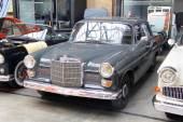 Mercedes-Benz W110 Fintail — ストック写真
