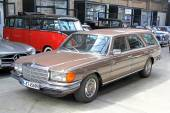 Mercedes-Benz W116 450SEL 6.9 — Stok fotoğraf