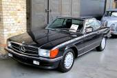 Mercedes-Benz R107 SL-class — Stockfoto