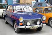 Peugeot 404 — Stockfoto