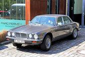 Jaguar xj — Stockfoto