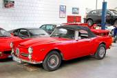 Alfa Romeo 2600 — Foto de Stock