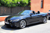 BMW F33 4-series — Stock Photo