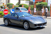 Ferrari 599 GTB Fiorano — Stock Photo