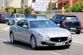 Maserati Quattroporte — Stok fotoğraf