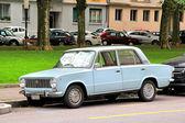 Fiat 124 — Stockfoto