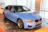 BMW F80 M3 — Stok fotoğraf