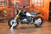 BMW bike — Stock Photo