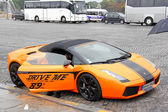 Lamborghini Gallardo Spyder — Stock Photo