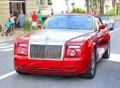 Rolls-Royce Phantom Drophead Coupe — Stock Photo