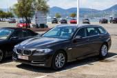 BMW F11 5-series — Stock Photo