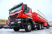 Trakker Iveco Amt 6339 — Zdjęcie stockowe