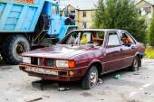 Audi 80 — Stock Photo