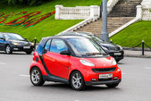 Smart Fortwo — Stock Photo