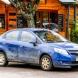 Постер, плакат: Car Chevrolet Sail