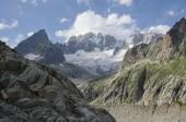 山脈とアルプスの風景 — ストック写真
