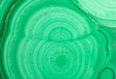 Texture of malachite mineral aggregate — Stock Photo