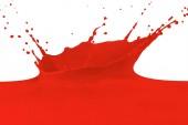Splashing paint — Stock Photo