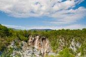 Plitvice lakes, Croatia — Stock Photo