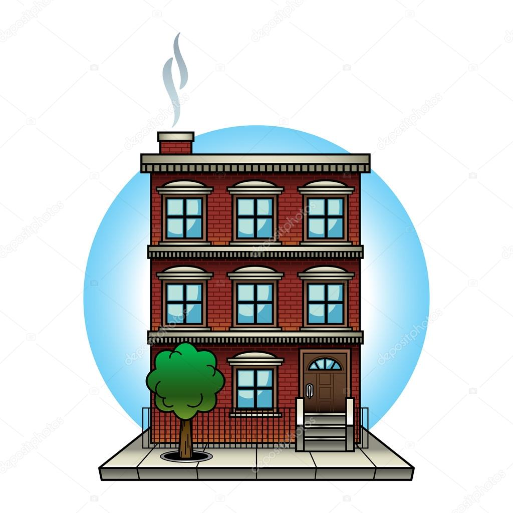 Draw House Plans Apartment Building Vector Stock Vector 169 Briangoff