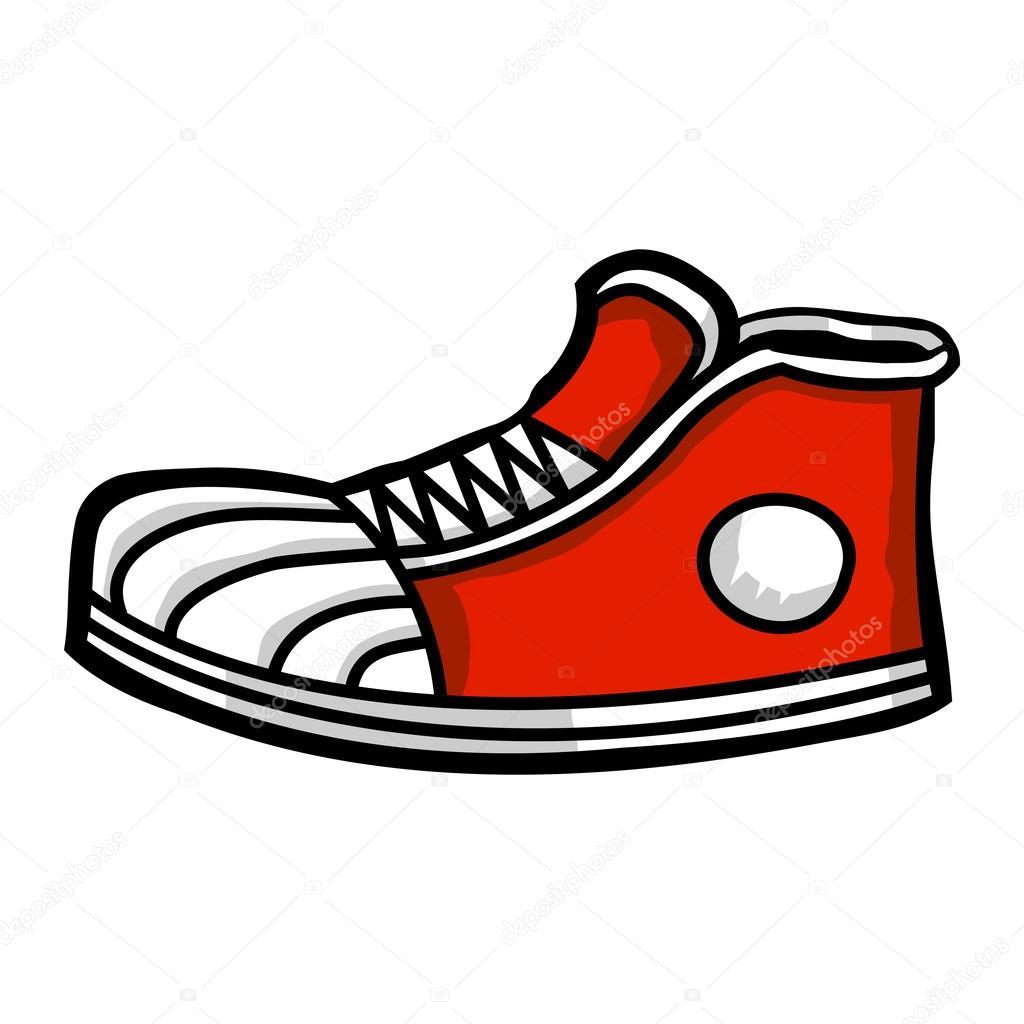 Jordan shoes cartoon , How to Draw Jordan 12 (Speed Art
