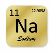 Sodium element — Photo