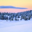 Jura mountain in winter, Switzerland — Stock Photo #59168995