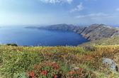 Santorini island, north, Greece — Stock fotografie
