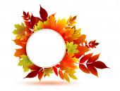 Progettazione d'autunno — Foto Stock