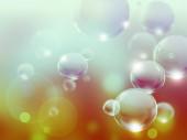 Baniek mydlanych — Zdjęcie stockowe