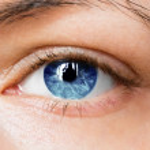 Blue eye — Stock Photo #54901811