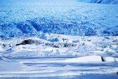 Glacial lagoon — Stock Photo