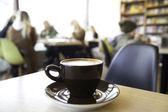 Cafe background — Stock Photo