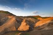Iceland Geology — Stock Photo