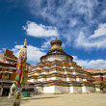 Tibetan stupa — Stock Photo #52439483