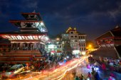 Kathmandu Durbar Sqaure — Stock Photo