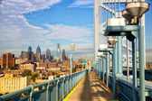 Filadélfia — Foto Stock
