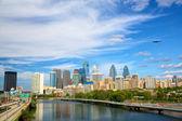 Philadelphia downtown — Stock Photo