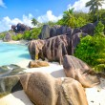 Anse Source d'Argent beach — Stock Photo #59295917