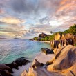 Anse Source d'Argent beach — Stock Photo #63579443
