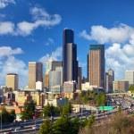 Seattle cityscape — Stock Photo #64386633