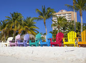 Colours of Aruba — Stock Photo