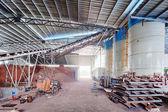 Brick production — Stock Photo