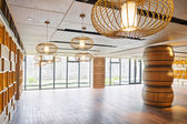 современный офис, украшение высшего класса — Стоковое фото