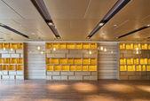 Modern office, top grade decoration — Stock Photo