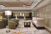 Modern office lobby — Стоковое фото