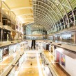 SINGAPORE - July 1: The Shoppes at Marina Bay Sands interior on — Stock Photo #52802295